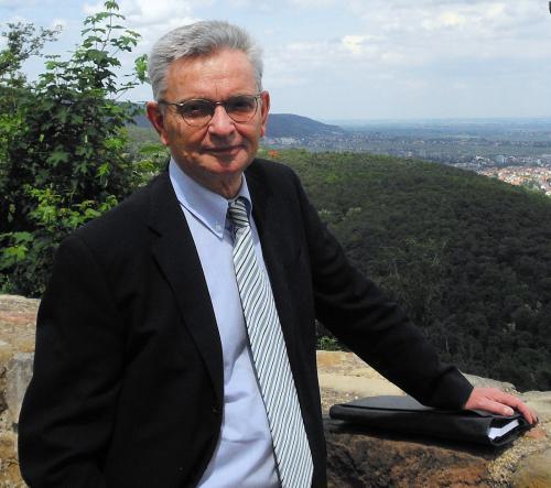 Welcome Dr Hans Mathias Kepplinger